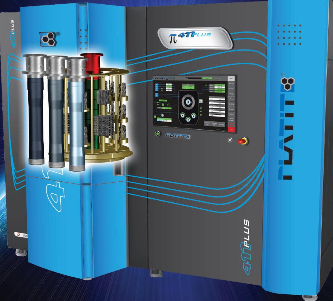 Platit pi411Plus PVD Kaplama Teknolojisi
